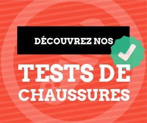 Tests chaussures