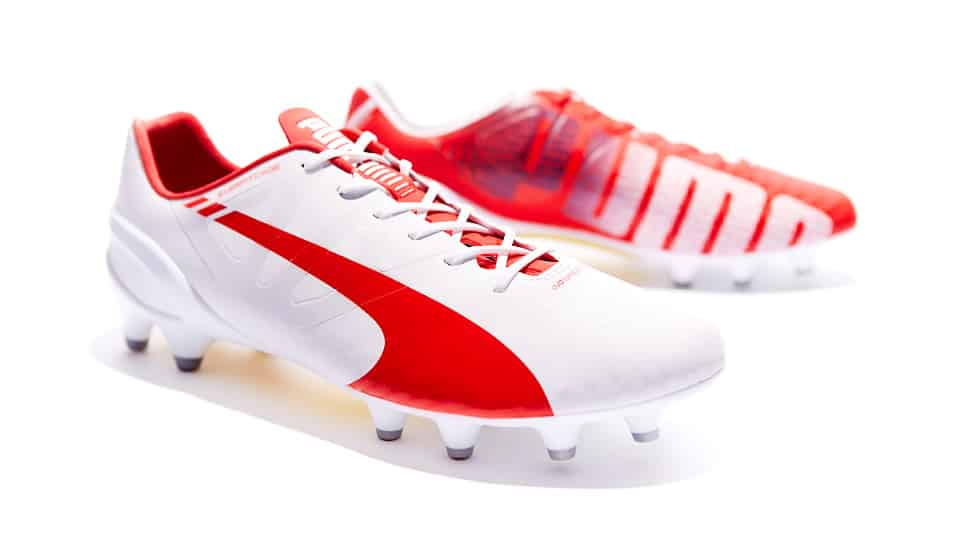 puma evospeed 1.3 rouge