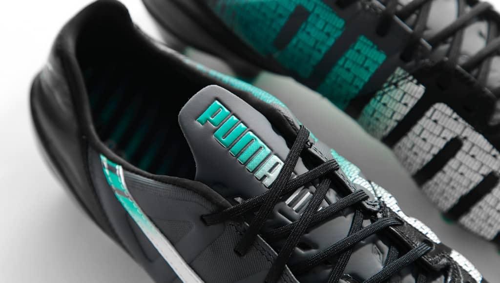 chaussure-puma-evospeed-cuir-noir-turquoise-5