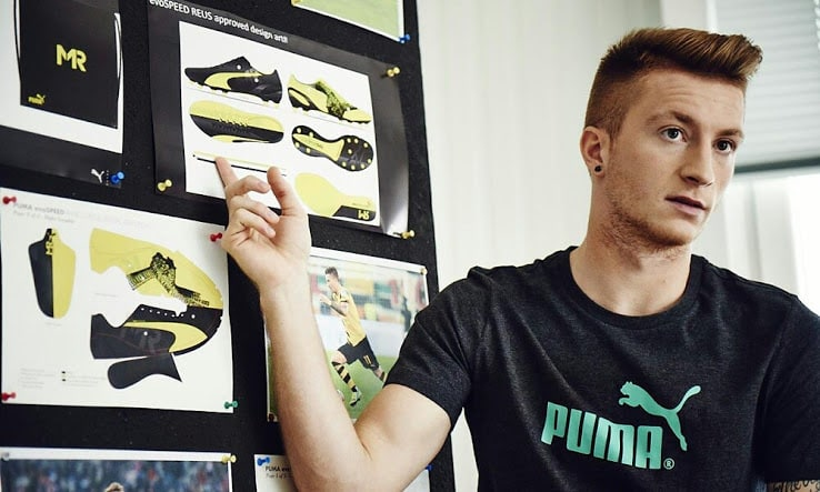 chaussure-Puma-evoSPEED-Marco-Reus-borussia-dortmund-4