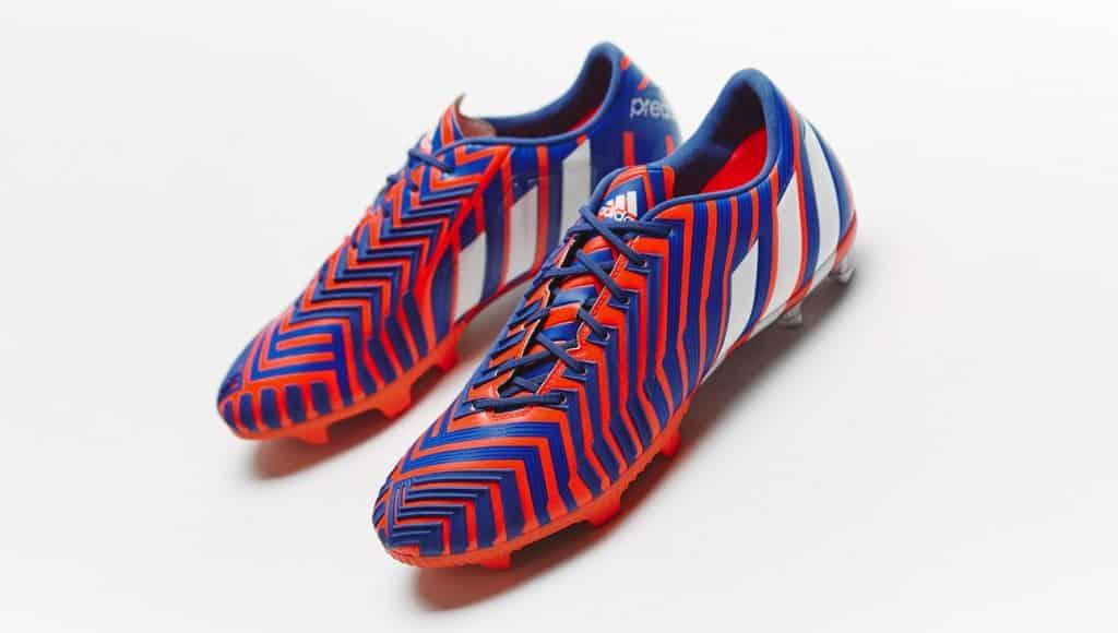 chaussure-adidas-predator-instinct-rouge-bleu-4