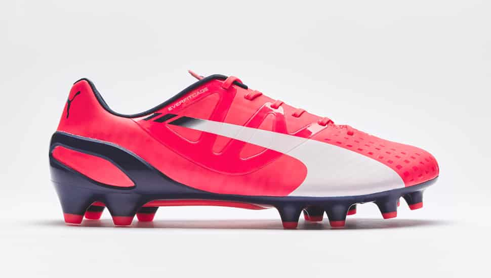 puma evospeed rouge