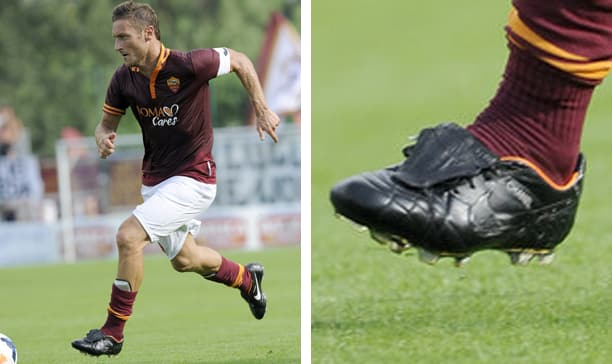 Francesco-Totti-Roma-custom-Tiempo-IV-2013