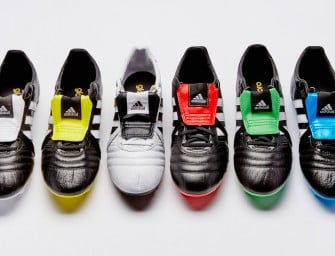 adidas lance la collection Gloro
