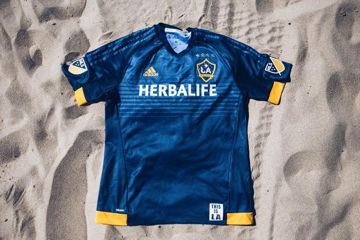 Maillot MLS 2015 - LA Galaxy