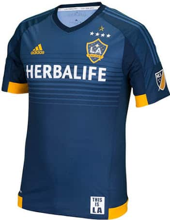 Maillot MLS 2015 - LA Galaxy
