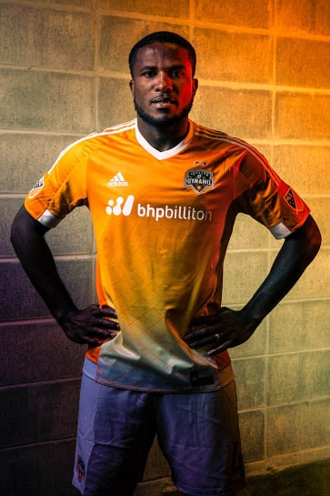 Maillot MLS 2015 - Houston Dynamo