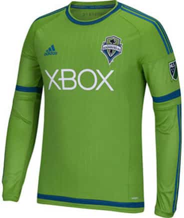 Maillot MLS 2015 - Seattle Sounders
