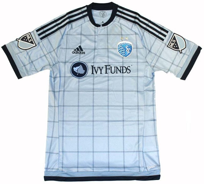 Maillot MLS 2015 - Sporting Kansas City