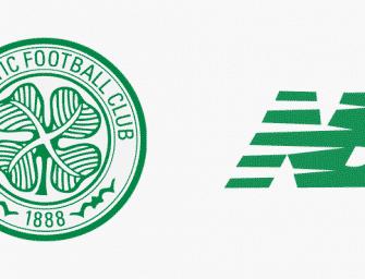 New Balance équipera le Celtic