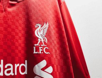 Les maillots 2015-2016 de Liverpool par New Balance