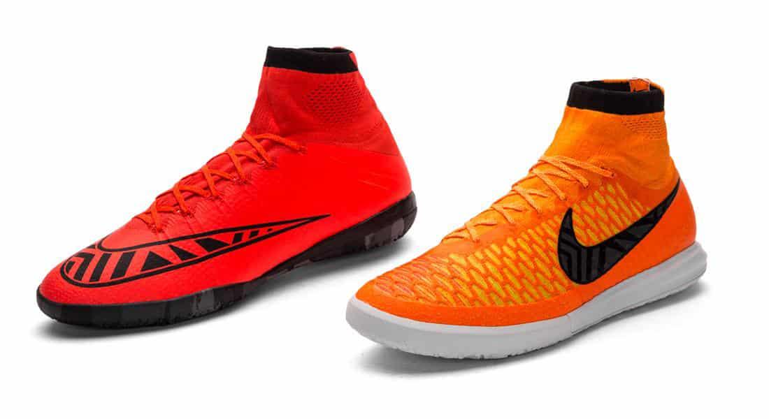 chaussures futsal nike elastico