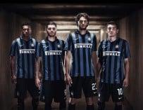 Nike dévoile le maillot domicile 2015-2016 de l'Inter Milan