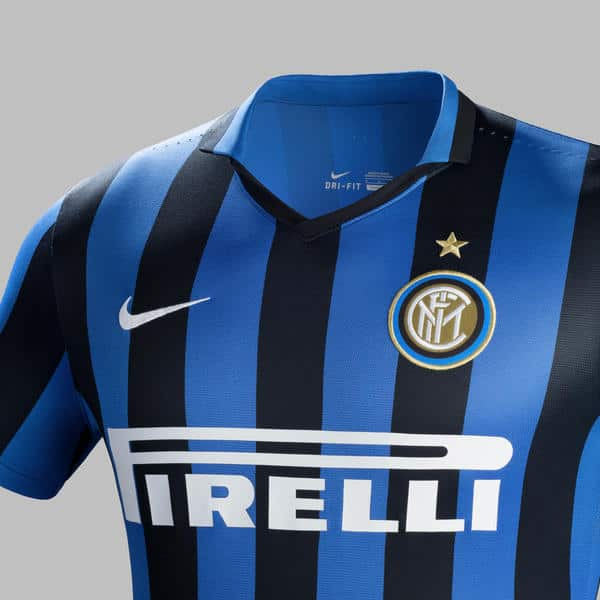nike d voile les maillots 2015 2016 de l 39 inter milan. Black Bedroom Furniture Sets. Home Design Ideas