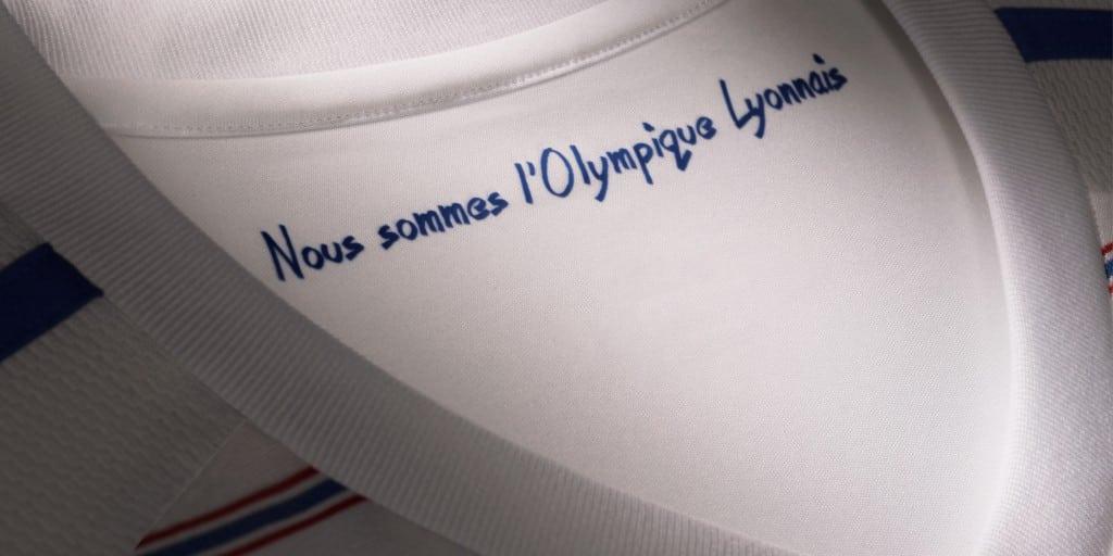 Sous contrat avec l'équipementier allemand adidas, l'Olympique Lyonnais vient de dévoiler ses maillots domicile et extérieur pour la saison 2015-2016.