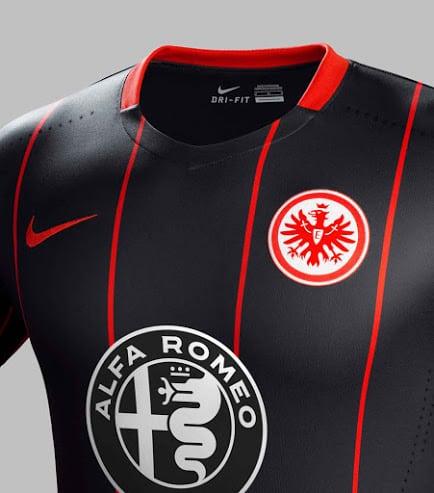 Maillot Eintracht Francfort 2015-2016