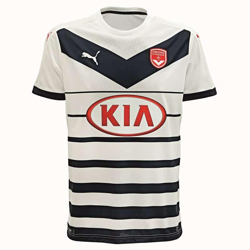 Nouveau stade, nouvelle saison et nouveau maillot. Puma vient de dévoiler les nouvelles tenues 2015-2016 des Girondins de Bordeaux.