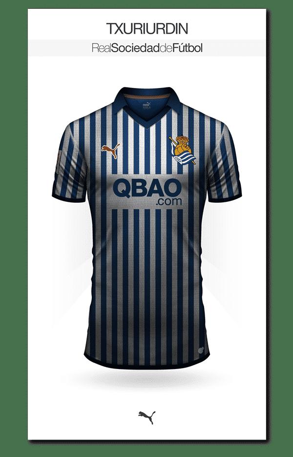 Et si tous les maillots de la Liga étaient sponsorisés par Puma. Voici les sublimes création de l'italien Davide Lavane.