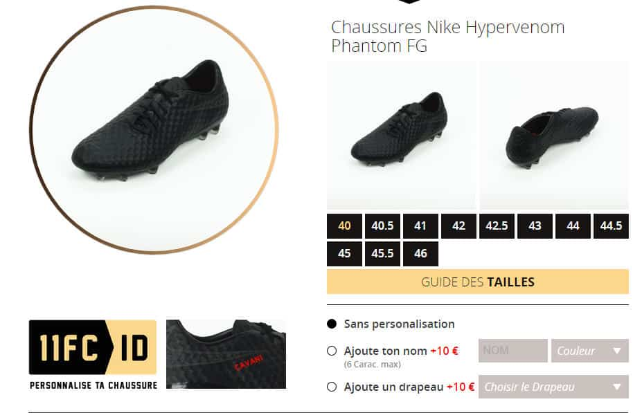 personnalisation-chaussure-football-11FCID