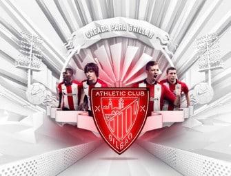 Les maillots 2015-2016 de l'Athletic Bilbao par Nike