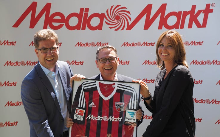 Maillot FC Ingolstadt 2015-2016