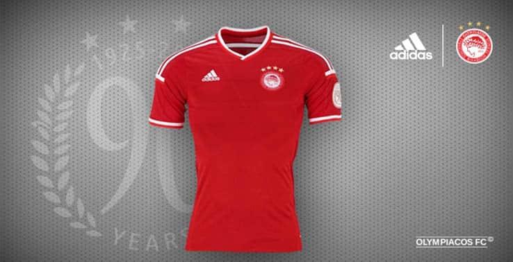 Maillot third Olympiakos 2015-2016