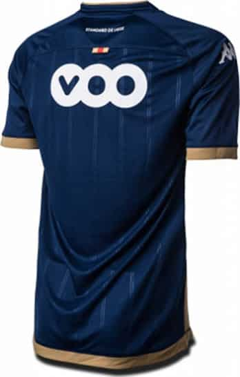Pour la nouvelle saison 2015-2016, le Standard de Lièget Kappa son équipementier viennent de dévoiler les nouveaux maillots domicile, extérieur et third.