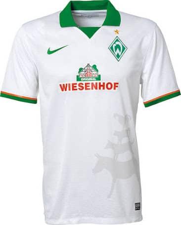 Maillot third Werder Brême 2015-2016