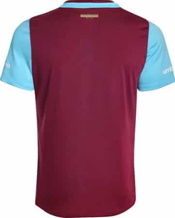 Sponsorisé par Umbro, West Ham United vient de dévoiler son nouveau maillot domicile pour la saison 2015-2016