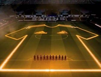 adidas présente les maillots 2015-2016 de Swansea City