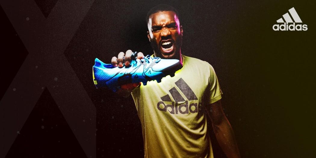 http://www.footpack.fr/wp-content/uploads/2015/07/alexandre-lacazette-adidas-X-bleu-intersport-1050x525.jpg