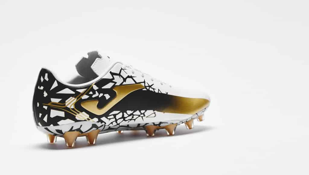 chaussure-football-joma-champions-cup-noir-blanc-or-2