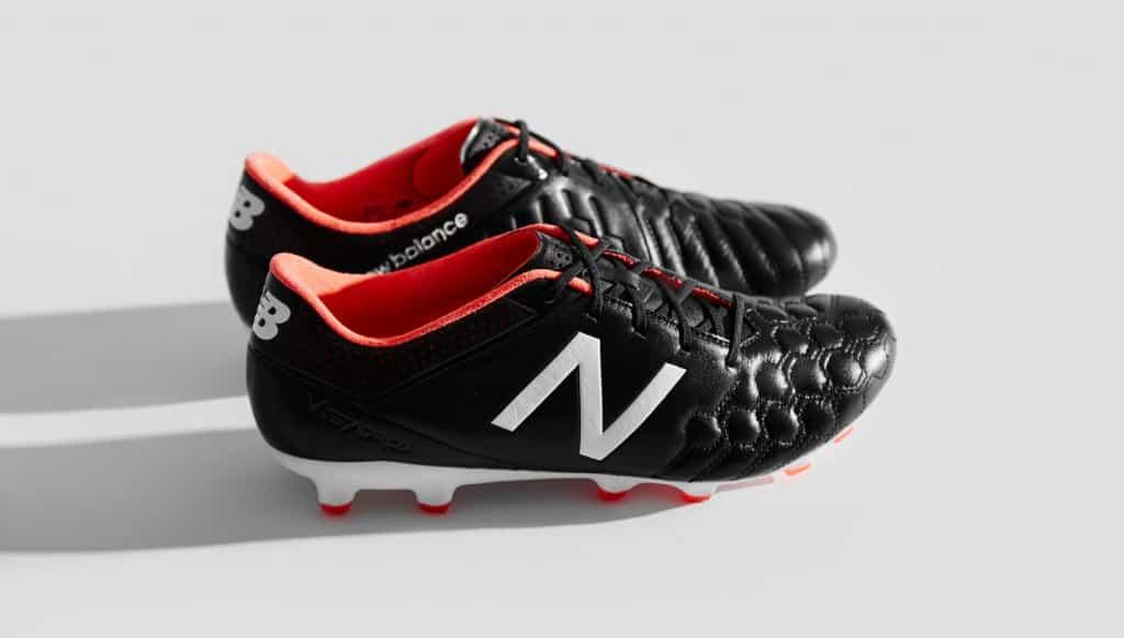 chaussure-football-new-balance-visara-cuir-noir