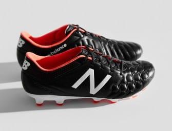 New Balance dévoile la Visaro K-Leather Noir!