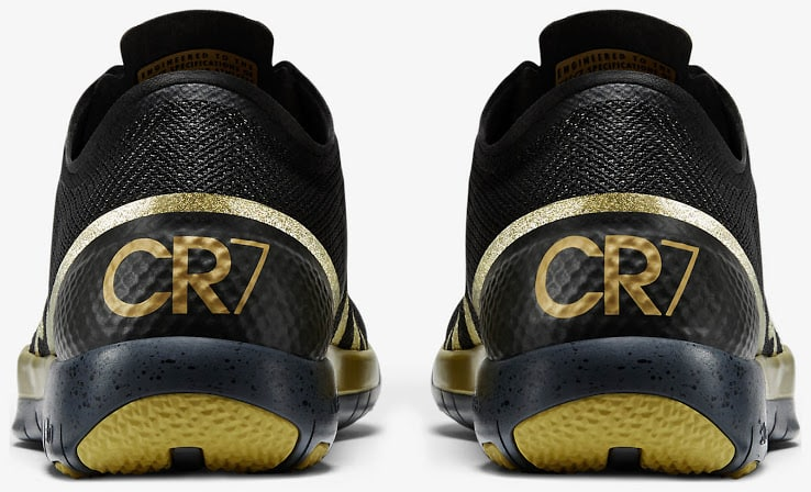 chaussure-nike-cr7-free-trainer-or