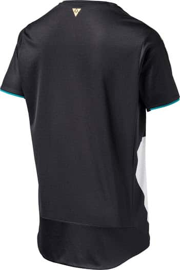 Dévoilé par Puma qui est l'équipementier du club, Arsenal vient de dévoiler ses nouveaux maillots pour la saison 2015-2016.