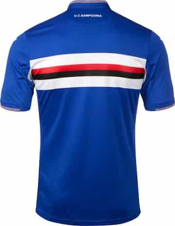 Equipé par Joma, la Sampdoria de Gênes vient de dévoiler avec son équipementier ses nouveaux maillots pour la saison 2015-2016.