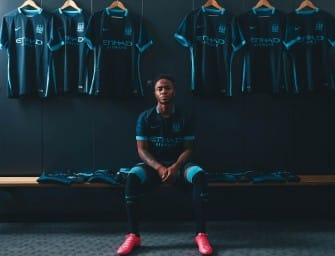 Nike dévoile les maillots 2015-2016 de Manchester City