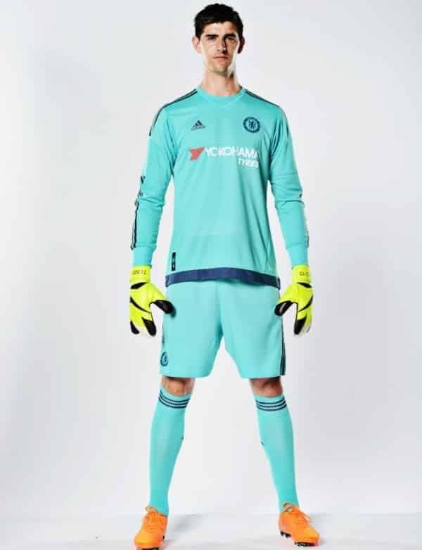 Maillot Chelsea gardien 2015-2016