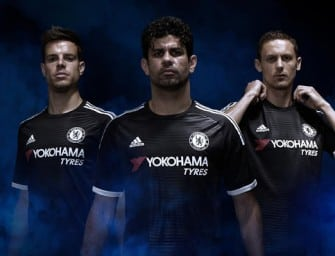 adidas présente les maillots 2015-2016 de Chelsea