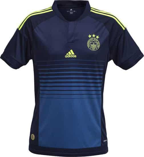 Découvrez les nouveaux maillot du club turc de Fenerbahçe pour la saison 2015-2016, dévoilé aujourd'hui par adidas, l'équipementier du club.