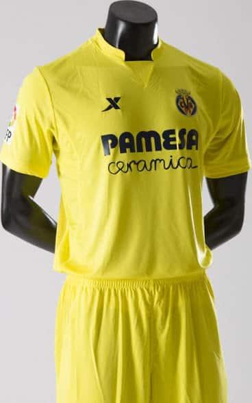 Seule équipe européenne à être équipée par la marque chinoise Xtep, Villarreal a dévoilé ses nouvelles tenues pour la saison 2015-2016.