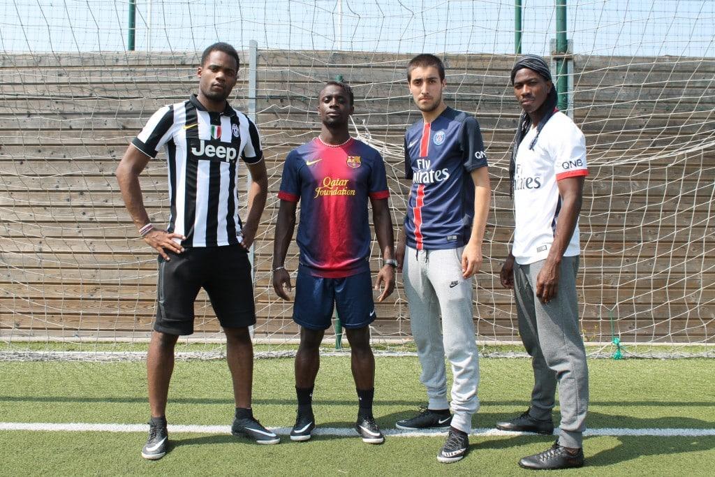 Francis - Team Caméléons