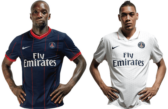 Maillot Paris Saint-Germain 2009-2010