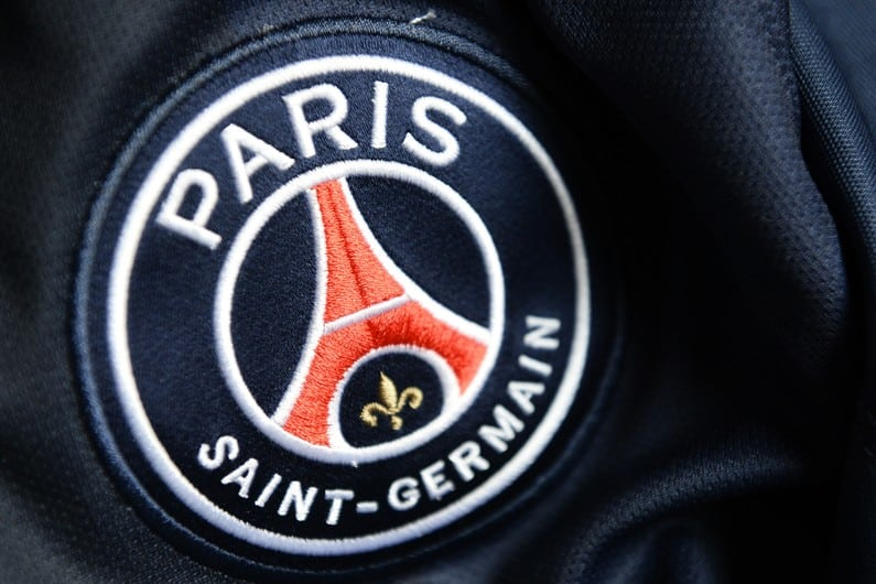 Logo PSG Paris Saint-Germain