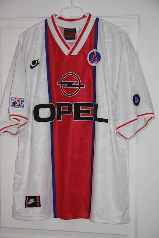 Maillot Paris Saint-Germain 1995-1996