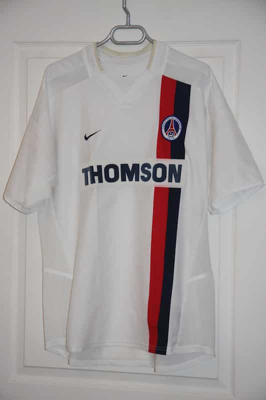 Maillot Paris Saint-Germain 2002-2003