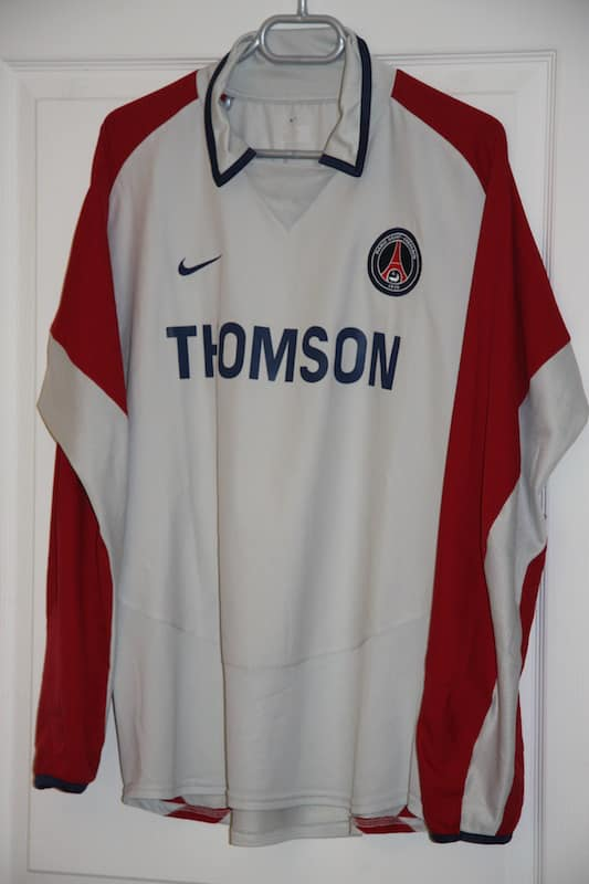 Maillot Paris Saint-Germain 2003-2004