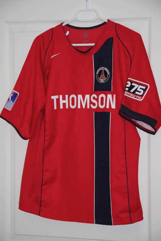 Maillot Paris Saint-Germain 2004-2005