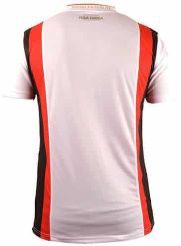 Seule équipe française de la firme Burrda Sport, l'OGC Nice vient de présenter aujourd'hui ses nouveaux maillots pour 2015-2016